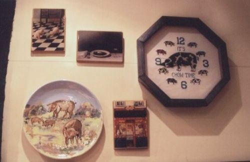 RELOJES DE PARED DECORADOS